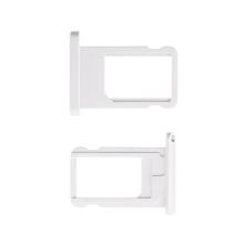 Rámeček / šuplík na Nano SIM pro Apple iPad mini / mini 2 / Air 1.gen. (Wi-Fi+Cellular) - stříbrný (silver) - kvalita A+