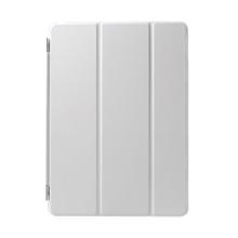 Ochranné pouzdro s odnímatelným Smart Coverem pro Apple iPad Air 2 - matné - bílé