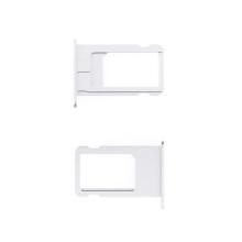 Rámeček / šuplík na Nano SIM pro Apple iPhone 6 Plus - stříbrný (silver) - kvalita A+