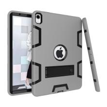 "Kryt / pouzdro pro Apple iPad Pro 11"" - outdoor - odolný - plastový / silikonový - šedý / černý"