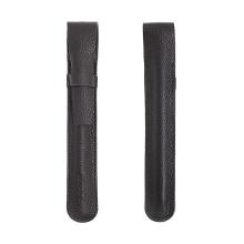 Obal / pouzdro G-CASE pro Apple Pencil - kožený černý