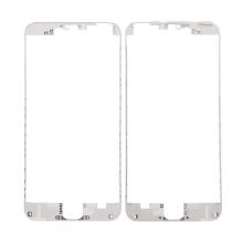 Plastový fixační rámeček pro přední panel (touch screen) Apple iPhone 6 Plus - bílý - kvalita A