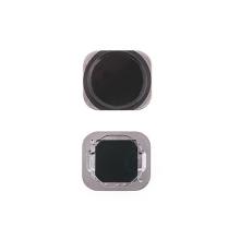 Tlačítko Home Button pro Apple iPhone 6 / 6 Plus - černé - kvalita A