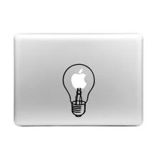 Samolepka ENKAY Hat-Prince na Apple MacBook - žárovka