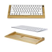Podstavec / stojánek SAMDI pro klávesnici Apple Magic Keyboard - dřevěný - světle hnědý