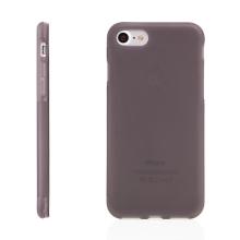Kryt pro Apple iPhone 7 / 8 gumový protiskluzový - šedý