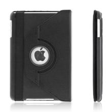 Pouzdro / kryt pro Apple iPad mini / mini 2 / mini 3 - 360° otočný držák - černé