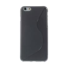 Kryt S line pro Apple iPhone 6 Plus / 6S Plus gumový protiskluzový - šedý