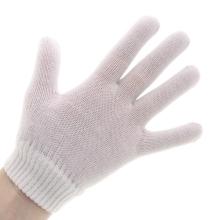 Rukavice pro ovládání dotykových zařízení - bílé