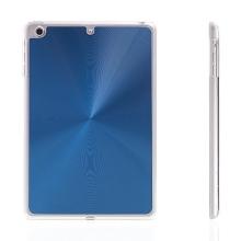 Plasto-hliníkový kryt pro Apple iPad mini / mini 2 / mini 3 - modrý