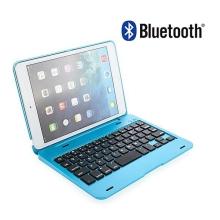 Klávesnice Bluetooth 3.0 s krytem pro Apple iPad mini / mini 2 / mini 3 - modrá