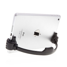 Flexibilní stojánek ruce pro Apple iPhone / iPad mini / iPod touch - černý