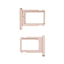 Rámeček / šuplík na Nano SIM pro Apple iPad Pro 12,9 - zlatý (Gold) - kvalita A+