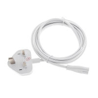 Nabíjecí kabel s UK adaptérem pro Apple Time Capsule / AirPort Express / AirPort Extreme - 1,8m