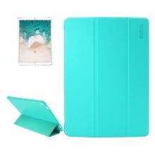 """Pouzdro ENKAY pro Apple iPad Pro 10,5"""" - funkce chytrého uspání - gumové / umělá kůže - tyrkysové"""