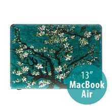 Obal pro Apple MacBook Air 13.3 plastový - kvetoucí strom