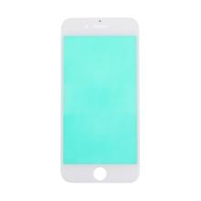 Přední sklo pro Apple iPhone 8 - bílé - kvalita A+