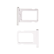Rámeček / šuplík na Nano SIM pro Apple iPad Pro 12,9 - stříbrný (Silver) - kvalita A+