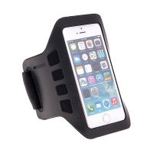 Sportovní pouzdro pro Apple iPhone 5 / 5C / 5S / SE - černé