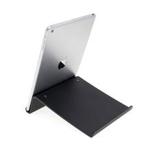 Univerzální plastový stojánek pro Apple iPad a další tablety - černý