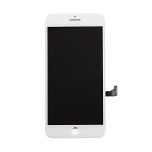 LCD panel + dotykové sklo (touch screen digitizér) pro Apple iPhone 8 Plus - bílý - kvalita A+