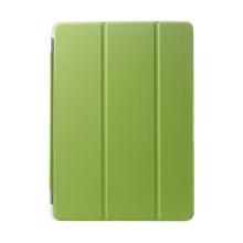 Ochranné pouzdro s odnímatelným Smart Coverem pro Apple iPad Air 2 - matné - zelené