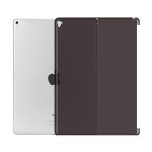 Kryt pro Apple iPad Pro 12,9 / 12,9 (2017) - výřez pro Smart Cover - gumový - černý