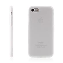 Kryt pro Apple iPhone 7 / 8 gumový protiskluzový - průhledný