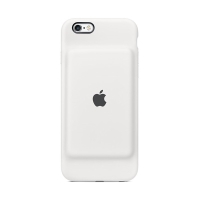 Originální Apple iPhone 6 / 6S Smart Battery Case - bílý