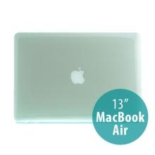 Tenký ochranný plastový obal pro Apple MacBook Air 13.3 - lesklý - zelený