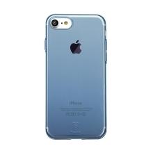 Kryt Baseus pro Apple iPhone 7 / 8 gumový - modrý průhledný