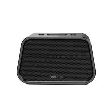 Reproduktor BASEUS ENCOK - Bluetooth 4.2 - slot na Micro SD / TF - USB-A vstup - AUX - černý