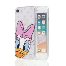 Kryt pro Apple iPhone 6 / 6S / 7 / 8 - Daisy - gumový