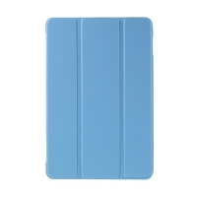Plastové pouzdro / kryt + Smart Cover pro Apple iPad mini 4 - funkce chytrého uspání a probuzení - modré