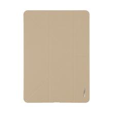 """Pouzdro BASEUS pro Apple iPad Pro 10,5"""" / Air 10,5"""" (2019) - stojánek + funkce chytrého uspání a probuzení - béžové"""