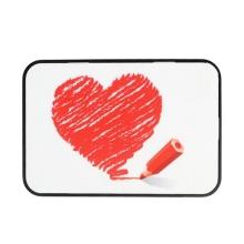 Stylová externí baterie / power bank 5000mAh - srdce