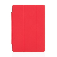Smart Cover pro Apple iPad Air 1.gen. / iPad 9,7(2017-2018) - červený