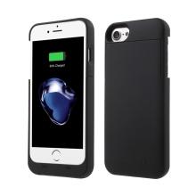 Externí baterie / kryt MAXNON M7 MFi certifikovaná pro Apple iPhone 6 / 6S / 7 / 8 - 3200mAh - černá