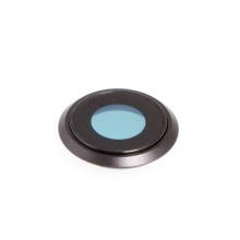 Krycí sklíčko zadní kamery Apple iPhone 8 - černé (Black) - kvalita A+