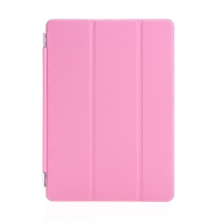Smart Cover pro Apple iPad Air 1.gen. / iPad 9,7(2017-2018) - růžový