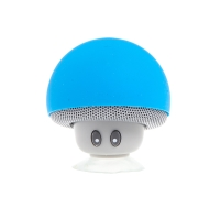 Reproduktor Bluetooth - houba - modrý