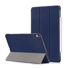"""Pouzdro / kryt pro Apple iPad Pro 11"""" (2018) - funkce chytrého uspání + stojánek - tmavě modré"""