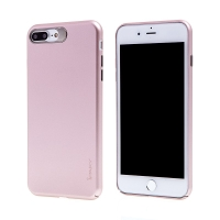 Kryt pro Apple iPhone 7 Plus / 8 Plus - plastový - Rose Gold