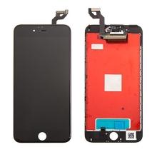 LCD panel + dotykové sklo (touch screen digitizér) pro Apple iPhone 6S Plus - černý - kvalita A