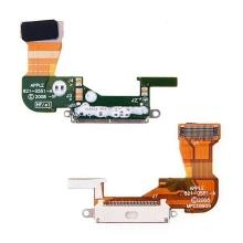Náhradní dokovací a nabíjecí port pro Apple iPhone 3G - bílý - kvalita A+
