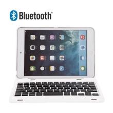 Klávesnice Bluetooth 3.0 s krytem pro Apple iPad mini / mini 2 / mini 3 - bílá