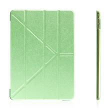 Pouzdro pro Apple iPad Pro 9,7 - variabilní stojánek a funkce chytrého uspání - zelené