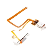 Flex audio jack pro Apple iPod video 30GB (Incline Audio Plug) - bílý - kvalita A+