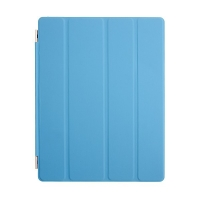 Smart Cover pro Apple iPad 2. / 3. / 4.gen. - modrý