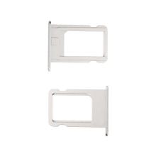 Rámeček / šuplík na Nano SIM pro Apple iPhone 5S / SE - zlatý (gold) - kvalita A+